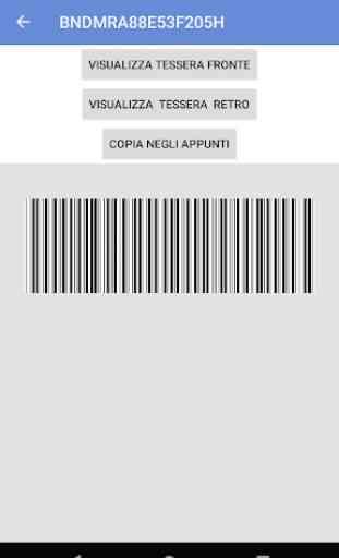 Tessera Sanitaria Italiana Pro 2