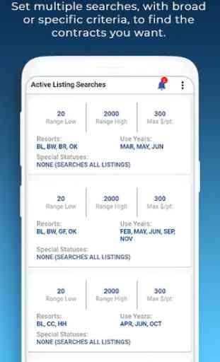 DVC Resale Market Search App 2