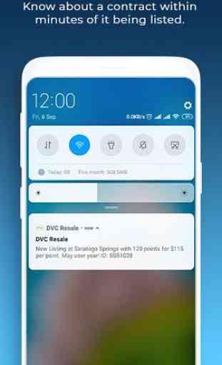 DVC Resale Market Search App 4
