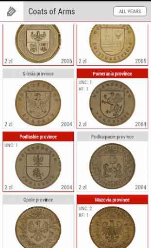 Coins of Poland 3