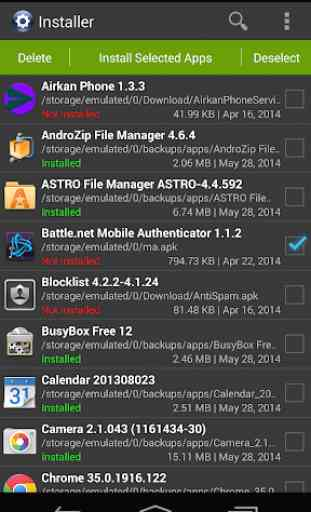 Installatore (Install APK) 1