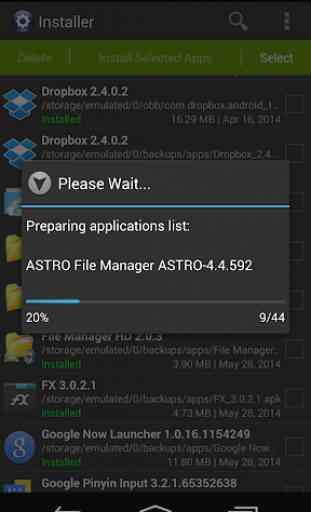 Installatore (Install APK) 4