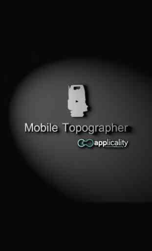 Mobile Topographer Free 1