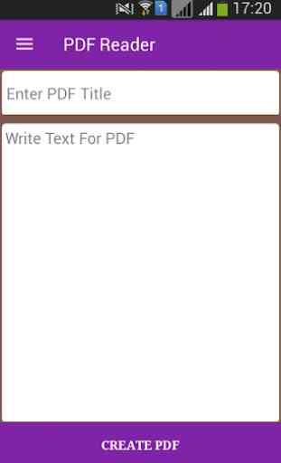 PDF File Reader 3