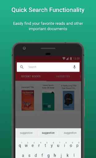 PDF spettatore e PDF lettore di libri 3