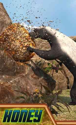 Honey Badger Simulator 4