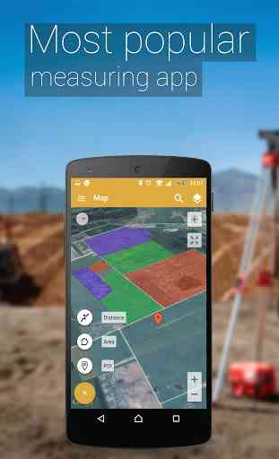 GPS Fields Area Measure PRO 1