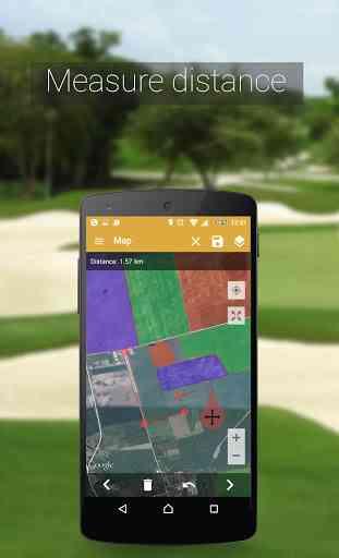 GPS Fields Area Measure PRO 3