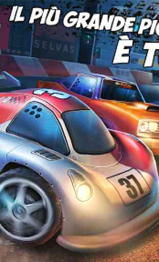 Mini Motor Racing WRT 1