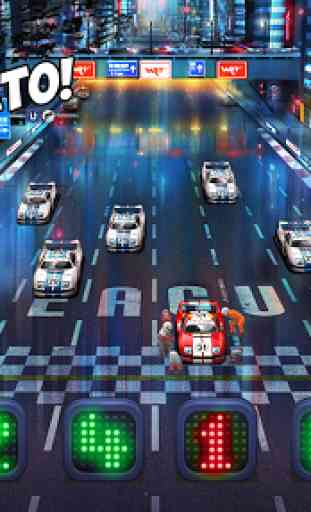 Mini Motor Racing WRT 3