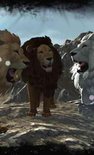 vero leone simulatore 3