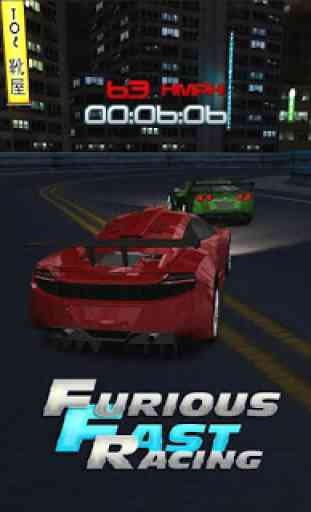 Furious Speedy Racing 4