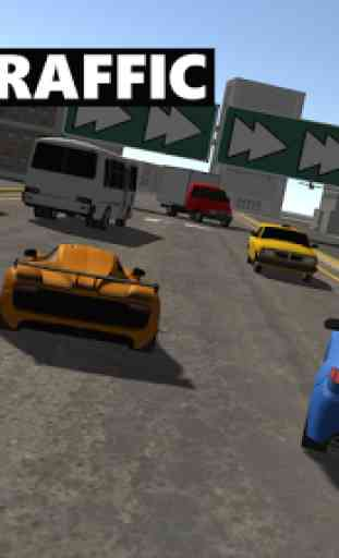 Traffic Race 3D 2 Free 1