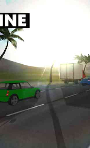 Traffic Race 3D 2 Free 2