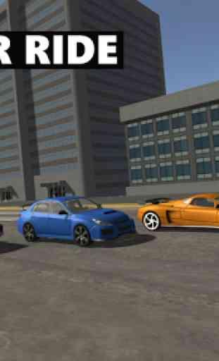 Traffic Race 3D 2 Free 3