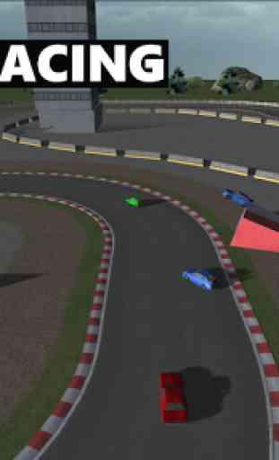 Traffic Race 3D 2 Free 4