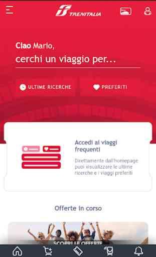 Trenitalia-biglietti, orari, offerte 1