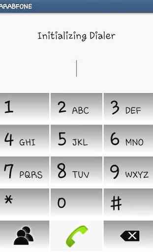 Arabfone dialer 3