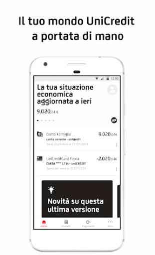 Mobile Banking UniCredit 4