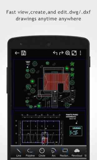 DWG FastView-CAD Viewer 1