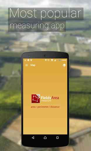 GPS Misura l'area del campo 1