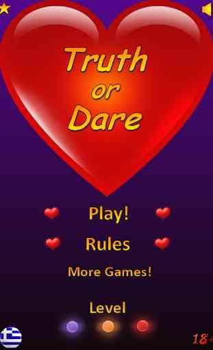 Truth or Dare (18+) 1