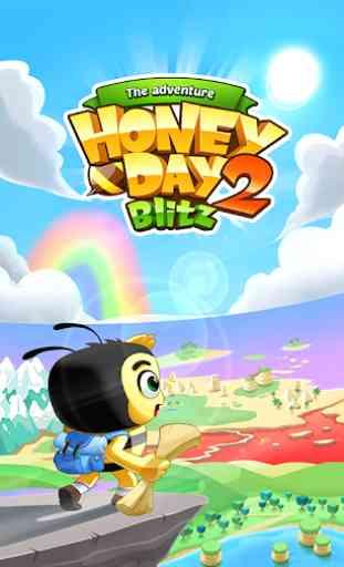 Honeyday Blitz 2  puzzle 1