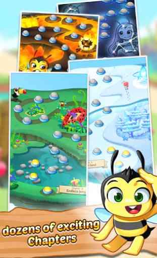 Honeyday Blitz 2  puzzle 3