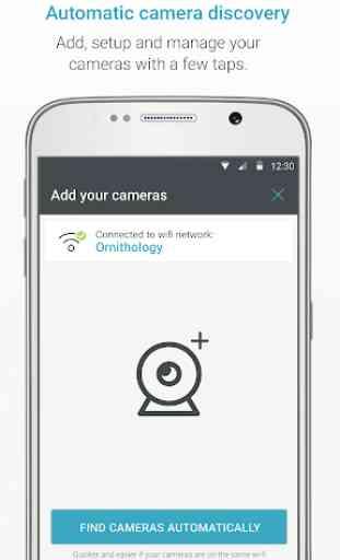 Amcrest IP Cam Viewer by OWLR 3