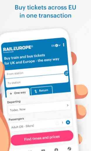 Rail Europe Acquisto Biglietti Treno & Orari Treni 2