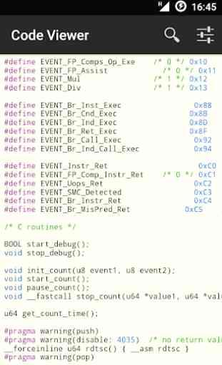 Code Viewer 3