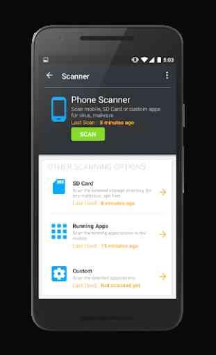 REVE Antivirus Mobile Security 3