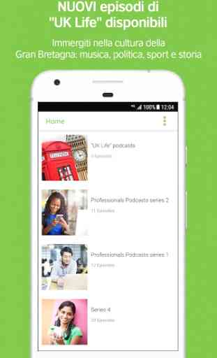 LearnEnglish Podcasts - Free English listening 1