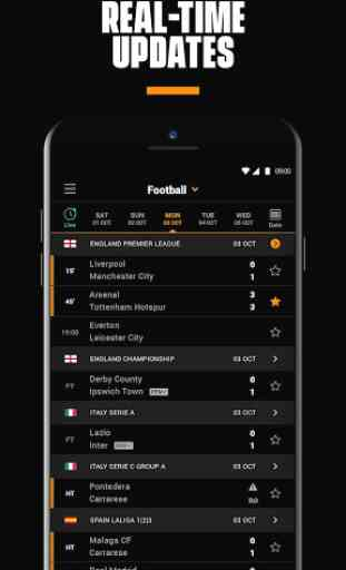 LiveScore: Live Sport Updates 2
