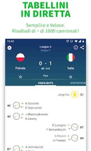 SKORES - Calcio in Diretta & Risultati Calcio 2019 2
