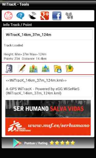 A-GPS WiTracK FREE 2