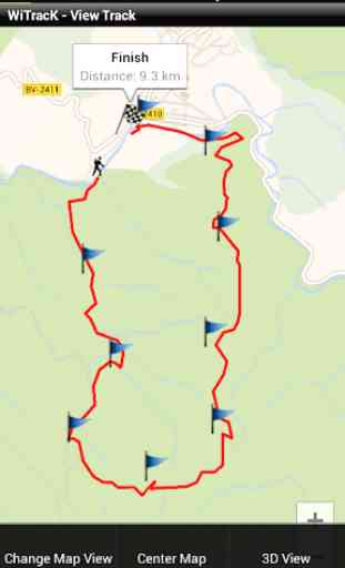 A-GPS WiTracK FREE 4