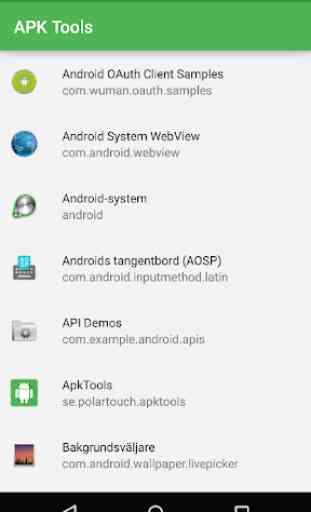 APK Tools 1