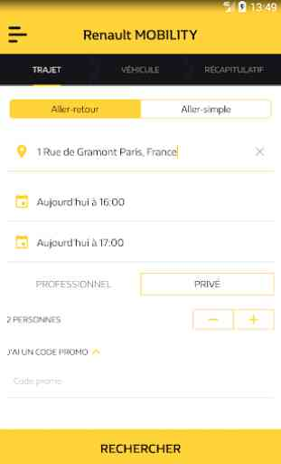 PRO Renault MOBILITY 1