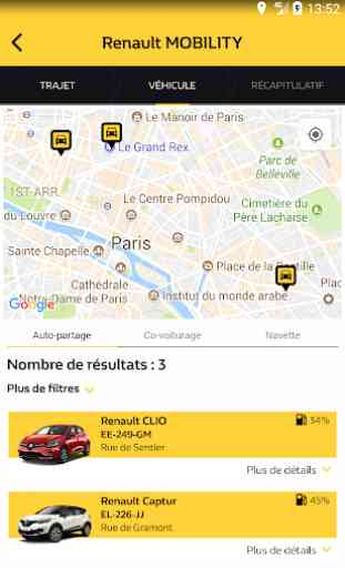 PRO Renault MOBILITY 2