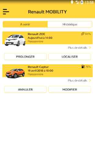 PRO Renault MOBILITY 4