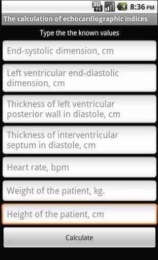 Ecocardiografia 1