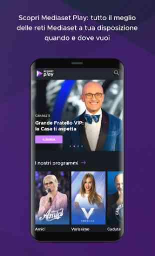 Mediaset Play 1