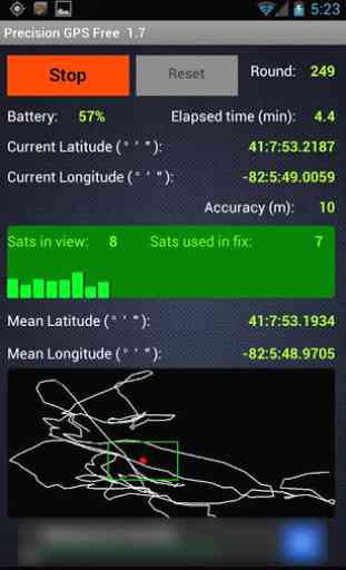 Precision GPS Free 1
