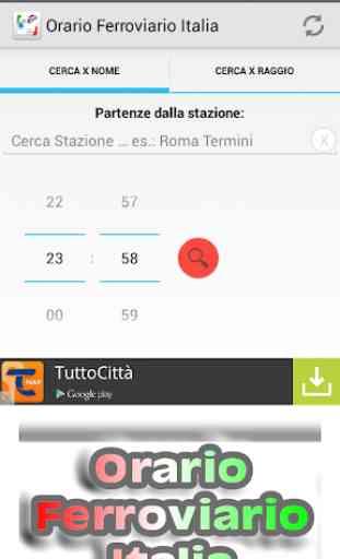 Orario Ferroviario Italia 2
