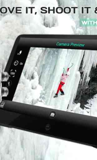 Guardo Action Cam WiFi 3