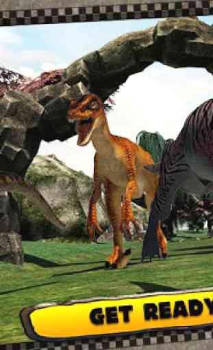 Dinosaur Race 3D 1