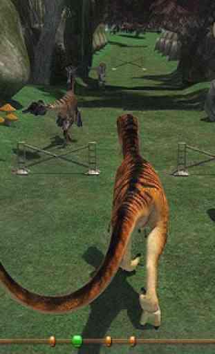 Dinosaur Race 3D 4