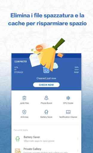 Clean Master- Antivirus Cleaner & Applock &Booster 1