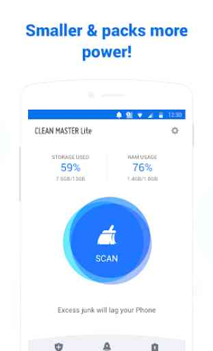 Clean Master Lite - For Low-End Phones 1